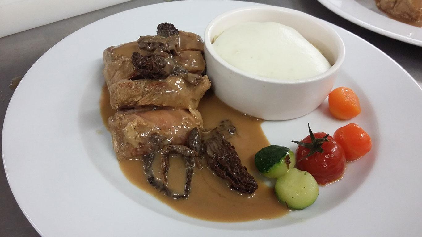 traiteur mariage menu repas reception