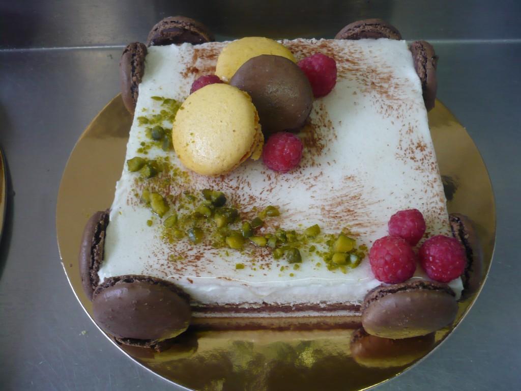Dessert maison menu traiteur menu réception