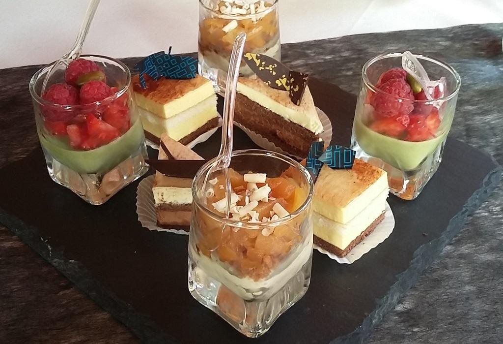 Assiette Gourmande Dessert traiteur