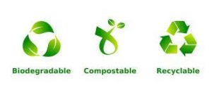 bio ecorecyclable compostable biodegradable biosourcés