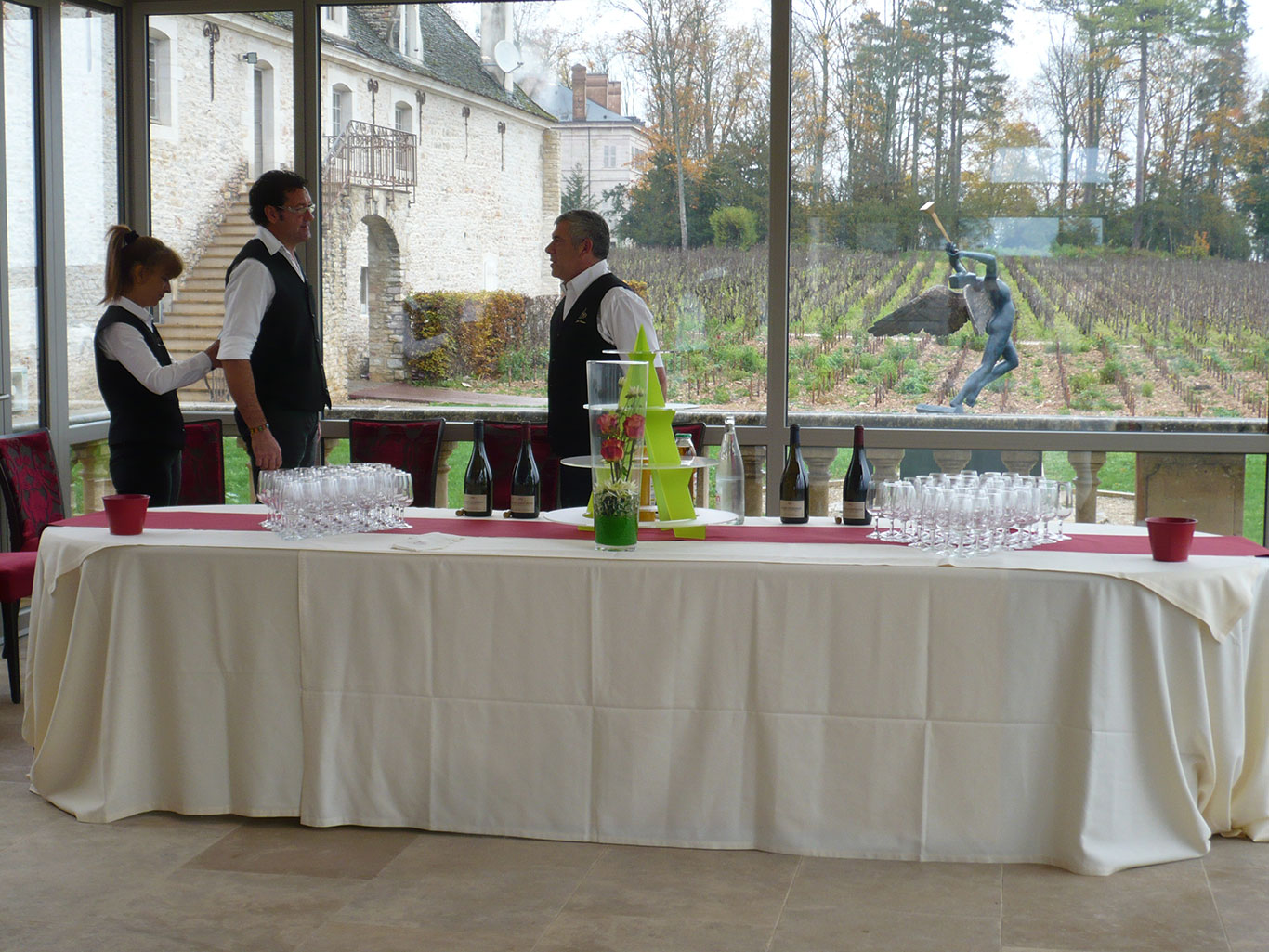 cocktail professionnel seminaire traiteur congres