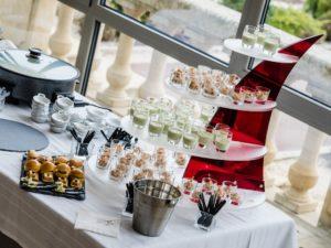 traiteur cocktail mariage vin d'honneur