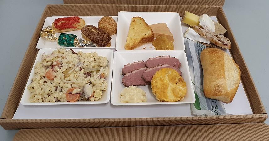 plateau repas prestige